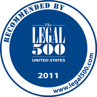 Bernstein Liebhard recognized by The Legal 500