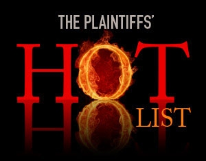 NLJ Plaintiffs' Hot List Bernstein Liebhard
